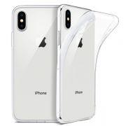 Ốp lưng iPhone Xs dẻo trong suốt siêu mỏng