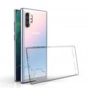 Ốp lưng Galaxy Note 10 Plus TPU dẻo siêu mỏng trong suốt