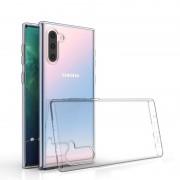 Ốp lưng Galaxy Note 10 TPU dẻo siêu mỏng trong suốt