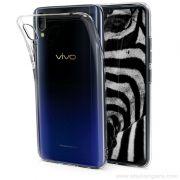 Ốp lưng Vivo V11 TPU dẻo siêu mỏng Trong suốt