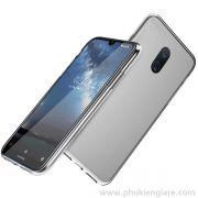 Ốp lưng Nokia 2.2 TPU dẻo siêu mỏng Trong suốt