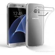 Ốp lưng Galaxy S7 Edge TPU dẻo siêu mỏng Trong suốt