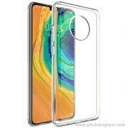 Ốp lưng Huawei Mate 30 Pro TPU dẻo siêu mỏng Trong suốt