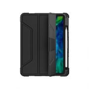 Bao da siêu chống sốc cho iPad Pro 11 inch 2020 hiệu Nillkin có ngăn đựng bút - Hàng chính hãng