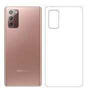 Dán màn hình PPF trong suốt Samsung Galaxy Note 20 Ultra mặt sau