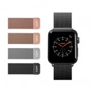 Dây đeo dành cho Apple Watch Series 1/2/3/4/5 LAUT Steel Loop Series - Hàng chính hãng ( 42/44mm )