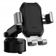 Giá đỡ điện thoại hút chân không dùng gắn kính hoặc táp lô trên xe hơi Baseus Tank Gravity Car Mount (Suction Base Holder for Car) - Hàng Chính Hãng