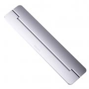 Đế tản nhiệt dạng xếp, siêu mỏng Baseus Papery Notebook Holder dùng cho cho Macbook/ Laptop (0.3cm slim, 8° Angle, Foldable, Portable Alloy Laptop Stand)