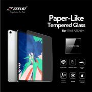 """Dán cường lực iPad Pro 12.9"""" 2020/2018 Zeelot PureGlass 2.5D - Hàng Chính Hãng"""