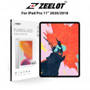 """Dán cường lực iPad Pro 11"""" 2020/2018 Zeelot PureGlass 2.5D - Hàng Chính Hãng"""