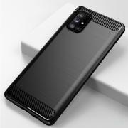 Ốp lưng Samsung Galaxy A71 Likgus Armor chống sốc - Hàng chính hãng