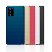Ốp Lưng Sần chống sốc cho Galaxy Note 20 hiệu Nillkin Super Frosted Shield - Hàng Chính Hãng