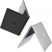 Ốp lưng Macbook Air 13.3 in 2018 TOMTOC Hardshell Slim