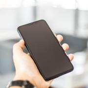 Miếng dán cường lực iPhone 12 Mini Mipow Chống Vân Tay 2.7D - Hàng Chính Hãng