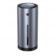 Máy phun sương tạo ẩm chuyên dùng cho xe hơi Baseus Moisturizing Car Humidifier (300ml, Alloy Air Humidifier Aroma) - Hàng Chính Hãng