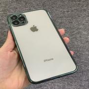 Ốp lưng iPhone 11 Pro Max Likgus Viền Vuông - Hàng Chính Hãng