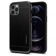 Ốp lưng iPhone 12 Pro Max Spigen Neo Hybrid - Hàng Chính Hãng