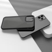 Ốp lưng iPhone 12 Pro Max Rock Matte Minimalist - Hàng Chính Hãng