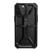 Ốp lưng iPhone 12 Pro Max UAG Monarch Carbon - Hàng Chính Hãng