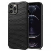 Ốp lưng iPhone 12 Pro Max Spigen Liquid Air - Hàng Chính Hãng