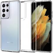 Ốp lưng Galaxy S21 Ultra Spigen Ultra Hybrid - Hàng Chính Hãng
