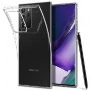 Ốp lưng Galaxy Note 20 Ultra Spigen Liquid Crystal - Hàng Chính Hãng