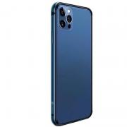 Ốp viền iPhone 12 Pro Max Coteetci Aluminum Bumper - Hàng Chính Hãng