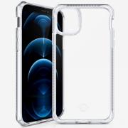 Ốp lưng iPhone 12/12 Pro Itskins Hybrid Claer - Hàng Chính Hãng