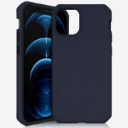 Ốp lưng iPhone 12/12 Pro Itskins Hybrid Silk - Hàng Chính Hãng