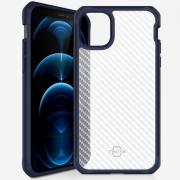 Ốp lưng iPhone 12/12 Pro Itskins Hybrid Tek - Hàng Chính Hãng