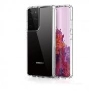 Ốp lưng Galaxy S21 Ultra Likgus PC chống sốc trong suốt