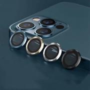 Miếng dán bảo vệ iPhone 12 Mini KuZoom Camera Protection - Hàng Chính Hãng