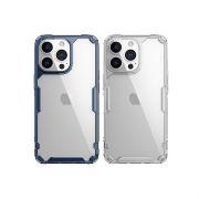 Ốp lưng iPhone 13 Pro Max Nillkin Nature TPU PRO - Hàng Chính Hãng