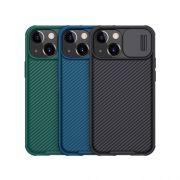 Ốp lưng iPhone 13 Nillkin Cam Shield - Hàng Chính Hãng