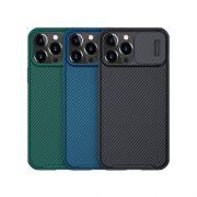 Ốp lưng iPhone 13 Pro Max Nillkin Cam Shield - Hàng Chính Hãng