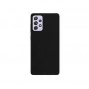 Miếng dán da Galaxy A52 GUDA - Da Bò Vân Mil
