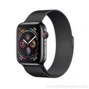 Dây đeo Apple Watch 44mm Kakapi Magnetic Stainless Steel