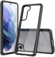 Ốp lưng Galaxy S21 Plus Likgus Crystal Bumper - Hàng Chính Hãng