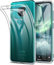 Ốp lưng Nokia 7.2 TPU dẻo siêu mỏng Trong suốt