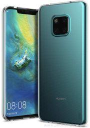 Ốp lưng Huawei Mate 20 TPU dẻo siêu mỏng Trong suốt