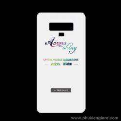 Miếng dán bảo vệ Galaxy Note 9 Newmond PPF mặt sau