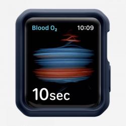 Ốp lưng Apple Watch 40mm Itskins Spectrum Solid Antimicrobial - Hàng Chính Hãng