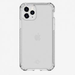 Ốp lưng iPhone 11 Pro Max Itskins Spectrum Clear Antimicrobial - Hàng Chính Hãng