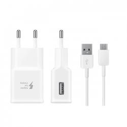 Bộ Sạc Samsung Fast Charge 15W USB-C to A Chính Hãng