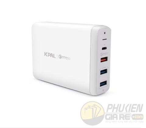 Cốc sạc JCPAL Elex USB-C PD Multiport