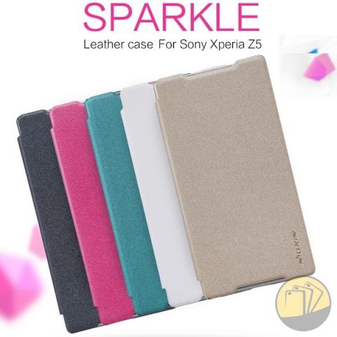 bao-da-sony-z5-nillkin-sparkle-1