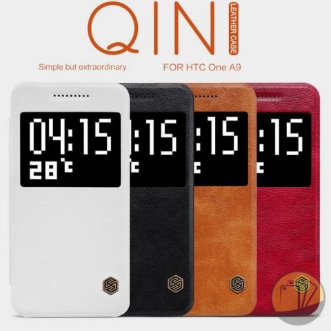 bao-da-htc-one-a9-hieu-nillkin-qin-series-1