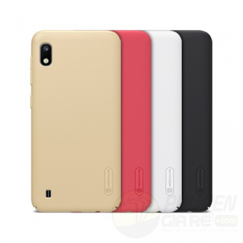 Ốp lưng Galaxy A10 Nillkin Super Frosted Shield