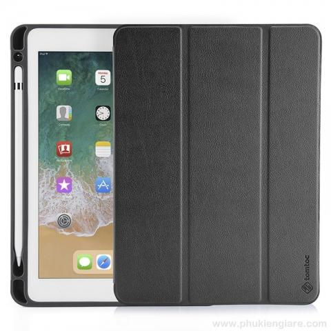 Bao da iPad Pro 9.7 2017 TOMTOC Smart Cover Slim
