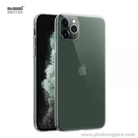 Ốp lưng iPhone 11 Memumi Slim Trong suốt